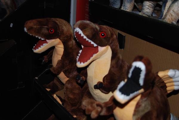 Mother's Day - Dinosaur Exhibit